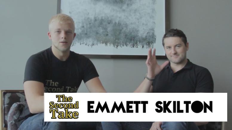 Emmett Skilton on Almighty Johnsons Finale & Auckward Love